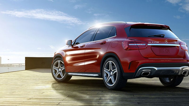 2017 mercedes benz gla in cary nc mercedes benz of cary for Mercedes benz of cary