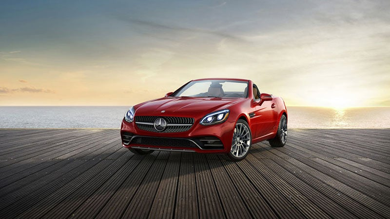 2017 mercedes benz slc in cary nc mercedes benz of cary for Mercedes benz cary nc