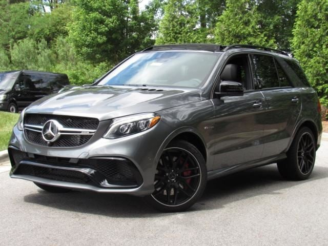 2018 mercedes benz amg gle 63 s 4matic suv mercedes for Mercedes benz roadside assistance phone number