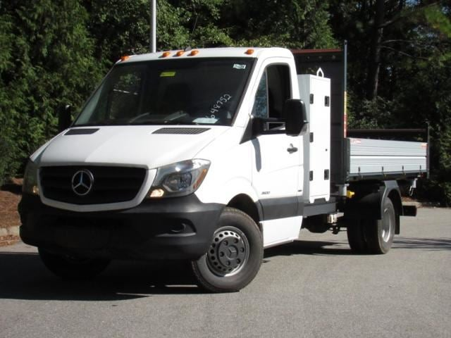 2016 mercedes benz sprinter chassis cabs 2wd reg cab 170 for Mercedes benz roadside assistance telephone number