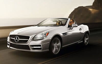 2016 mercedes benz slk slk in cary nc leith for Mercedes benz of cary