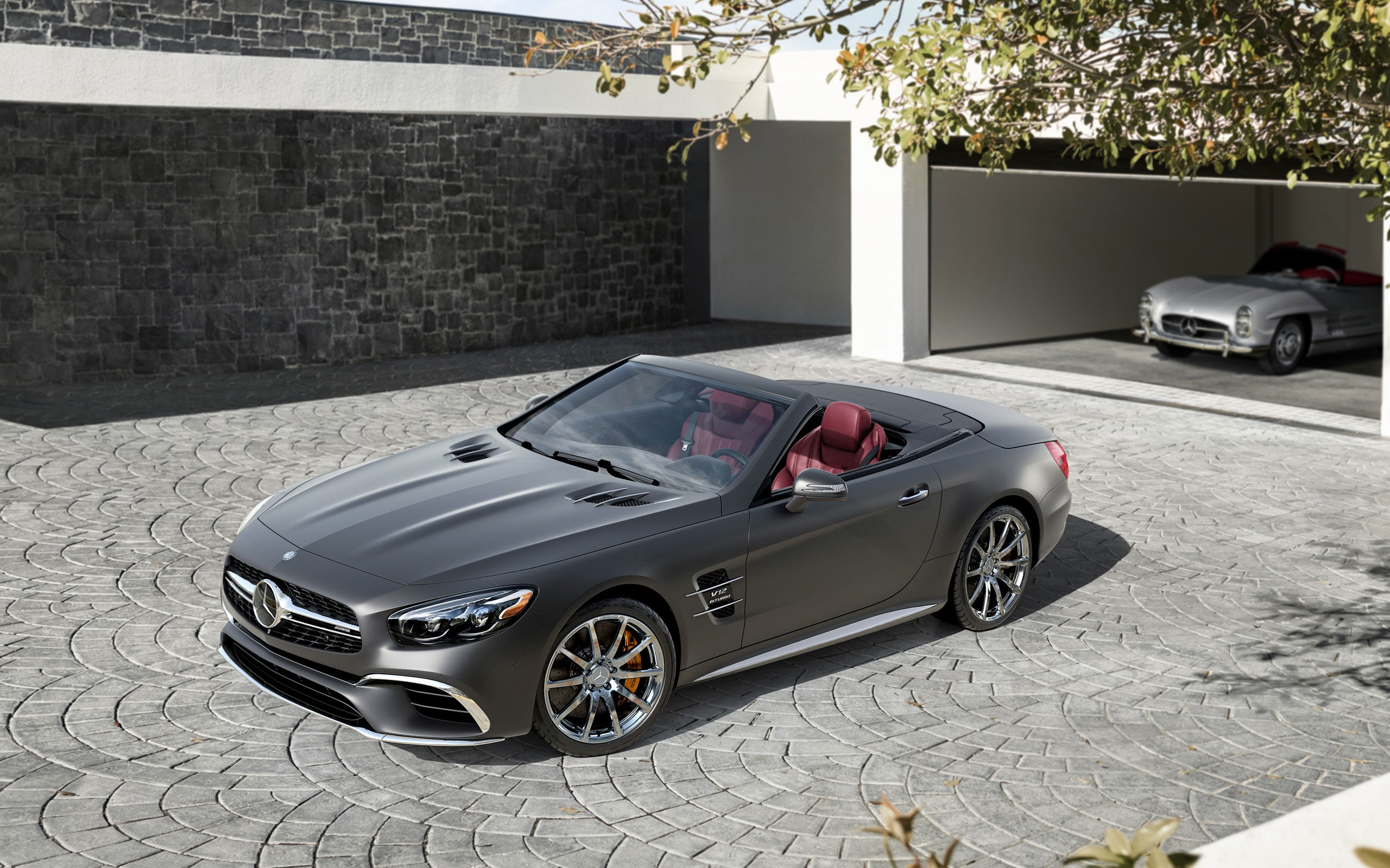2017 mercedes benz sl class roadster in cary nc mercedes benz of cary. Black Bedroom Furniture Sets. Home Design Ideas