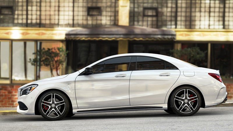 Charming 2018 Mercedes Benz CLA Coupe
