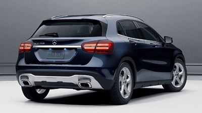 2018 mercedes benz gla in cary nc mercedes benz of cary for Mercedes benz suv gla
