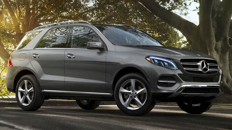 2018 mercedes benz gle mercedes benz gle in cary nc for Mercedes benz suv models