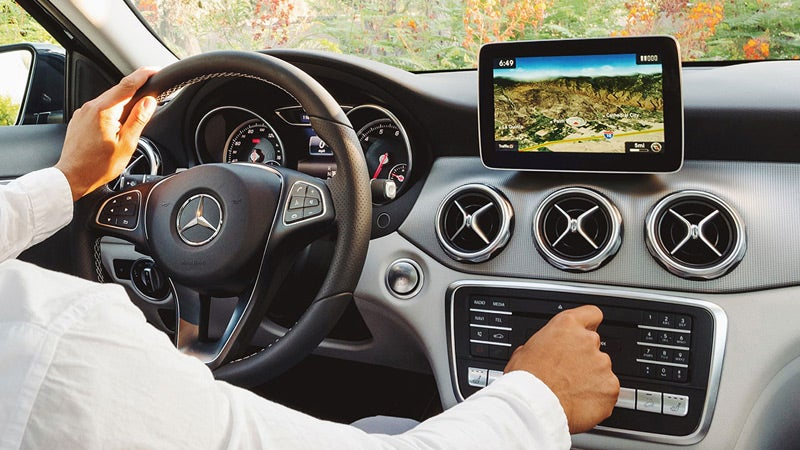 2019 Mercedes Benz Gla Mercedes Benz Gla Leith Mercedes Benz Cary