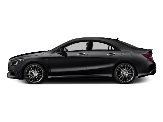 2018 mercedes benz amg cla 45 4matic coupe mercedes for Mercedes benz of cary