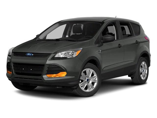 2014 Ford Escape 4wd 4dr Titanium Cary Nc Area Mercedes