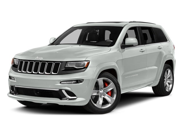 2014 Jeep Grand Cherokee 4wd 4dr Srt8 Cary Nc Area Mercedes Benz