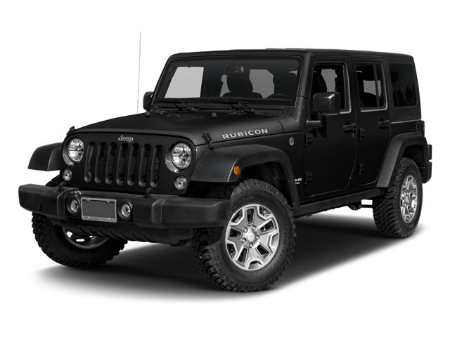 2017 Jeep Wrangler Unlimited Rubicon In Cary Nc Mercedes Benz Of