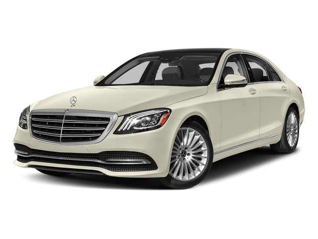 Mercedes Benz >> 2018 Mercedes Benz S 560 Mercedes Benz Dealer In Nc New And Used
