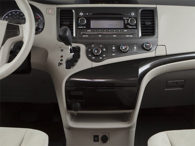 2012 Toyota Sienna Le Owners Manual Pdf