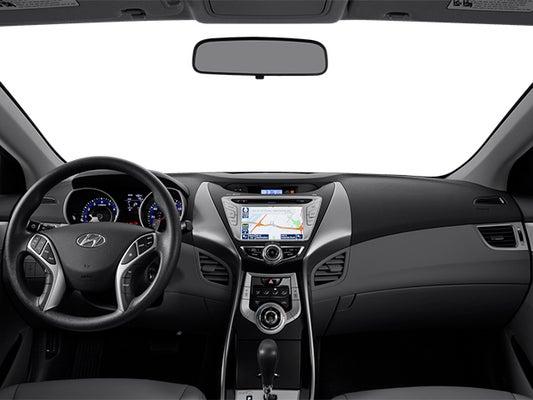 2013 Hyundai Elantra 4dr Sdn Auto GLS