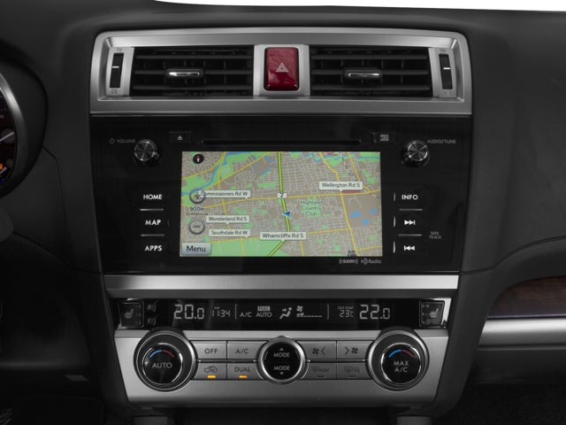 2016 Subaru Outback 4dr Wgn 2 5i Limited Cary Nc Area