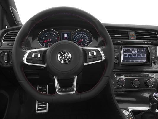 2016 Volkswagen Golf GTI 4dr HB Man S