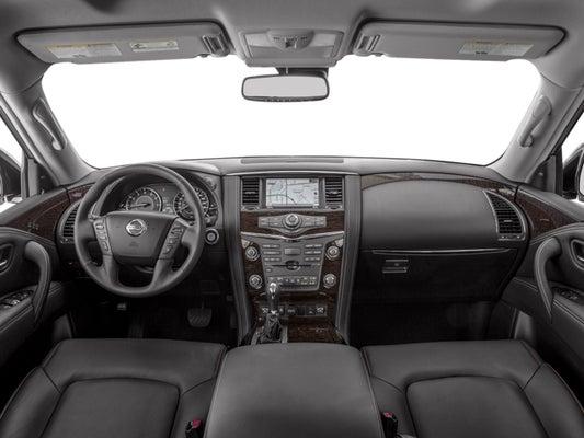 2017 Nissan Armada Configurations >> 2017 Nissan Armada 4x2 Platinum