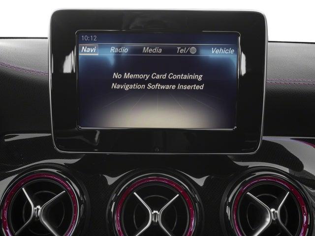 2018 mercedes benz amg cla 45 4matic coupe mercedes for Mercedes benz dealer charlotte nc