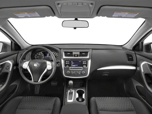 2018 Nissan Altima 2 5 S Sedan