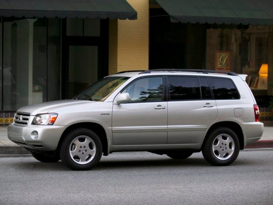 2006 Toyota Highlander 4dr V6 Limited W 3rd Row In Cary Nc Mercedes