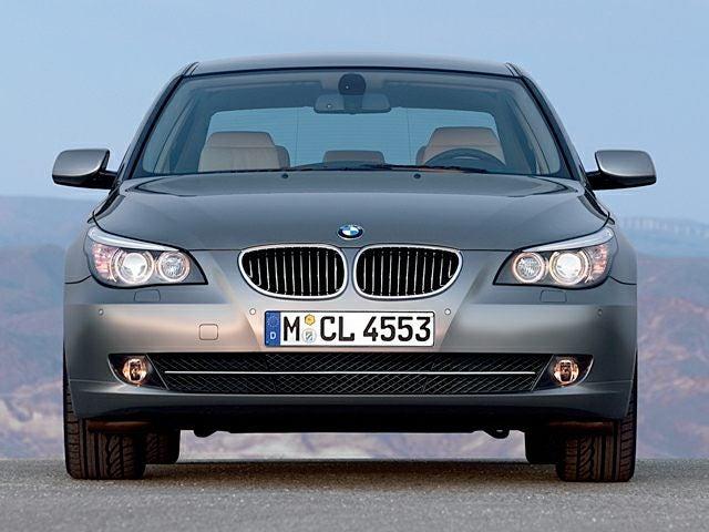 2008 bmw 5 series 535i cary nc area mercedes benz dealer near cary rh mercedesbenzcary com BMW M5 2014 M6 Manual
