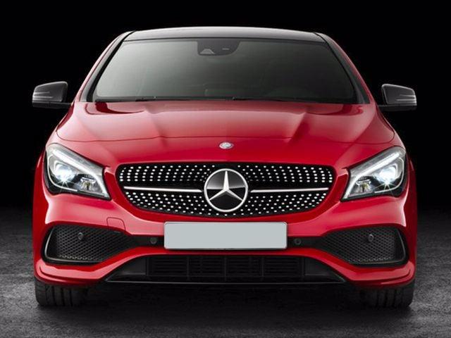 2019 Mercedes Benz Cla 250 Mercedes Benz Dealer In Nc New And