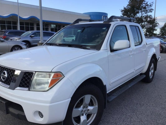 2008 nissan frontier 2wd crew cab swb auto le cary nc area mercedes benz dealer near cary nc new and used mercedes benz dealership serving raleigh apex southern pines nc 1n6ad07u58c423505 mercedes benz of cary
