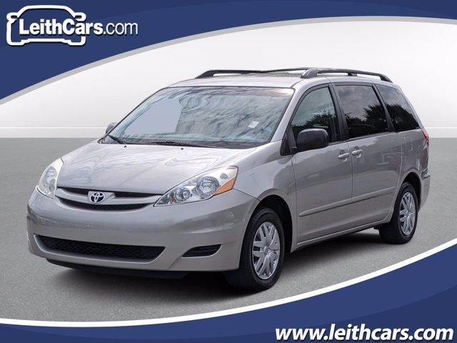 2006 Toyota Sienna 5dr Le Fwd 7 Passenger Cary Nc Area Mercedes Benz Dealer Near Cary Nc New And Used Mercedes Benz Dealership Serving Raleigh Apex Southern Pines Nc 5tdza23c46s536882