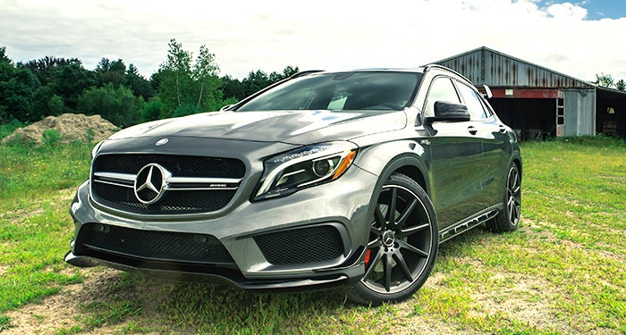 New 2015 Mercedes-Benz GLA45 AMG® Cary Raleigh NC | Price