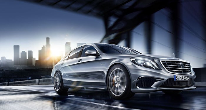 New 2015 Mercedes-Benz S-Class AMG® Cary Raleigh NC | Price