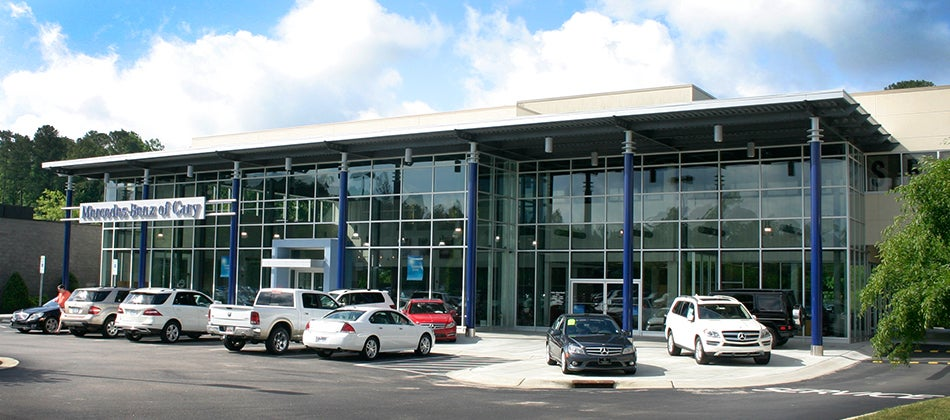 Research New Mercedes-Benz Models in Cary & Raleigh NC